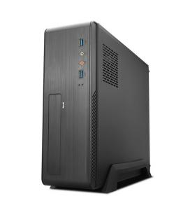 TooQ TQC-3006DU3C Escritorio 500W Negro carcasa de ordenador - Imagen 1
