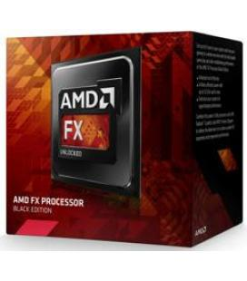 AMD FX 6-Core Black Edition -6350 + Wraith cooler 3.9GHz 6MB L2 Caja procesador