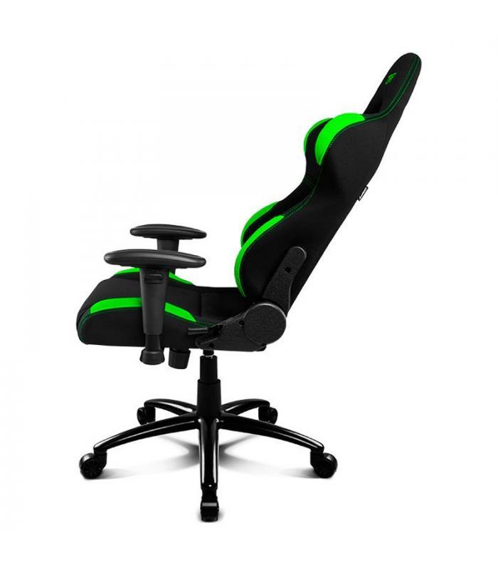 Drift dr100bg silla gaming negra verde for Sillas gaming rebajas