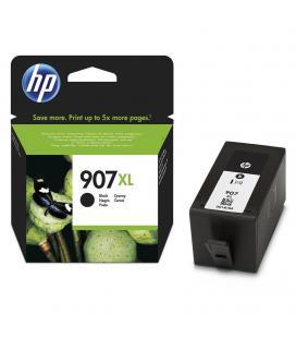 Cartucho negro hp nº907xl - 1500 páginas - compatible con officejet pro 6960 / 6970