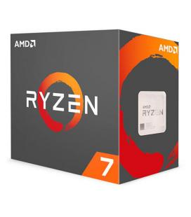 CPU AMD AM4 RYZEN 7 1700 8X3.7GHZ/20MB BOX - Imagen 1