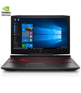 PORTÁTIL HP OMEN 17-AN004NS - I7-7700HQ 2.8GHZ - 8GB - 1TB+128GB SSD - GEFORCE GTX 1050 2GB