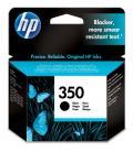 HP Cartucho de tinta original 350XL de alta capacidad negro - Imagen 2