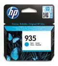 HP Cartucho de tinta original 935 cian - Imagen 2