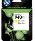HP Cartucho de tinta original 940XL de alta capacidad amarillo - Imagen 5
