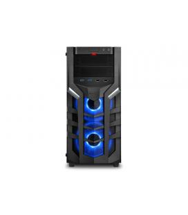 Sharkoon DG7000-G RGB Negro carcasa de ordenador