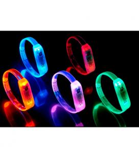 HERCULES PULSERAS LED. PACK DE 10 UNIDADES - Imagen 1