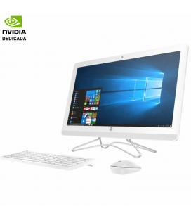 "ALL IN ONE HP 24-E008NS - I5-7200U 2.5GHZ - 8GB - 1TB - GEFORCE 920MX 2GB - 23.8"" TACTIL - W10"