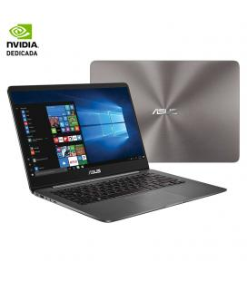 "ASUS UX430UN-GV033T - I5-8250U 1.6GHZ - 8GB - 256GB SSD - GEFORCE MX150 2GB - 14"" - W10"