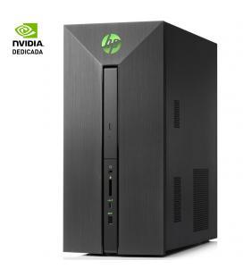 PC HP PAVILION 580-001NS - I5-7400 3.0GHZ - 8GB - 1TB - NVIDIA GF GTX 1050 2GB - W10