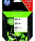 HP E5Y87EE 336páginas Negro, Cian, Amarillo cartucho de tinta - Imagen 2