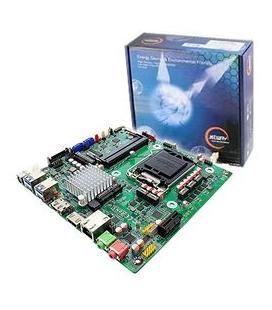 Jetway JNF595-H110 socket 1151 THIN-Mini-ITX con 2 VGA+4 USB y DC-DC