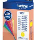 Brother LC-223YBP Amarillo cartucho de tinta - Imagen 6