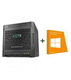 HPE ProLiant MicroServer Gen10X3216/8GB+Foundation - Imagen 1
