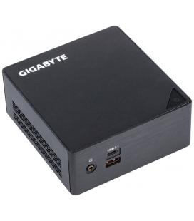 Gigabyte GB-BKi3HA-7100 (rev. 1.0) BGA 1356 2.40GHz i3-7100U 0,6 l tamaño PC Negro