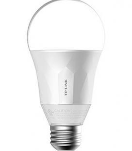 TP-LINK LB100 Bombilla inteligente Wi-Fi Blanco iluminación inteligente