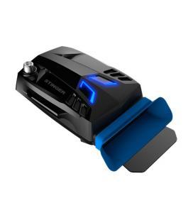 Woxter GM26-030 3500RPM Negro, Azul almohadilla fría - Imagen 1