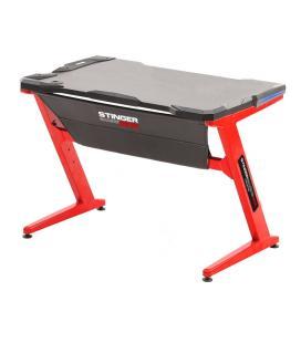 Woxter GM26-048 Gris, Rojo escritorio para ordenador