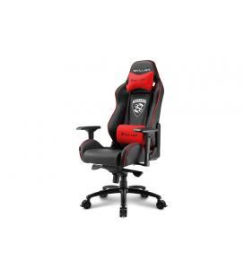 Sharkoon SKILLER SGS3 Asiento acolchado Respaldo acolchado silla de oficina y de ordenador - Imagen 1