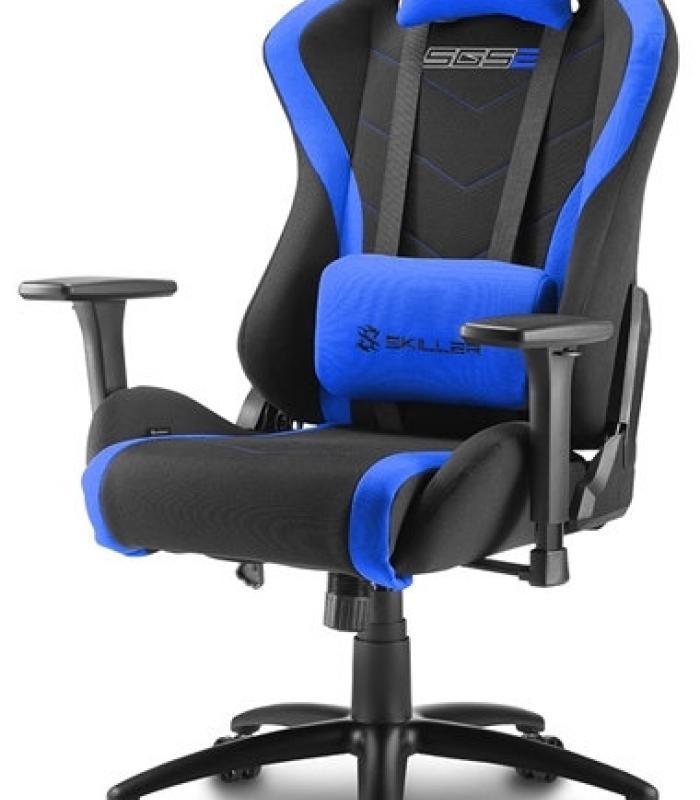 Sharkoon skiller sgs2 asiento acolchado silla de oficina y for Asiento silla oficina