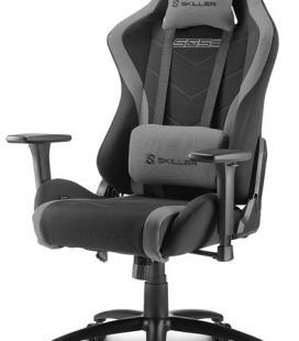 Sharkoon SKILLER SGS2 Asiento acolchado silla de oficina y de ordenador - Imagen 1