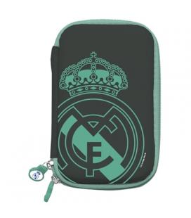 "Real Madrid Funda Disco Duro 2.5"" Escudo"