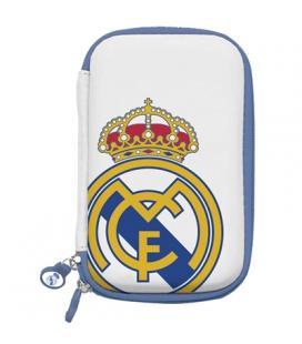 "Real Madrid Funda Disco Duro 3.5"" Escudo"