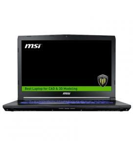 MSI WS63VR-094ES i7-7700 16 512+2TB P4000 W10P 15