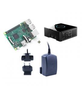 Raspberry kit Pi 3+ Desktop + fuente - Imagen 1