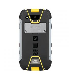 Snopow M10 Rugged Phone - Octa Core CPU, 6GB RAM, IP68, 4G, Android 7.0, 5.5 Inch FHD Display, 6500mAh Battery (Yellow) - Imagen
