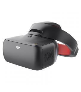 DJI Racing Edition VR Goggles - FPV, Superior Imaging Sensor,  2.4 & 5.8GHz,  7km Range, Touch Button Controls - Imagen 1