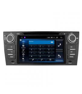 BMW 3 Series Android Car Stereo - GPS, Hands Free, Wi-Fi, Android 6.0, 4G Support, CAN BUS, 7 Inch Display - Imagen 1