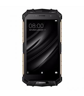 HK Warehouse Doogee S60 Android Phone - QI Wireless Charging, Octa-Core, 6GB RAM, Android 7.0, 1080p, 21MP Cam (Gold) - Imagen 1