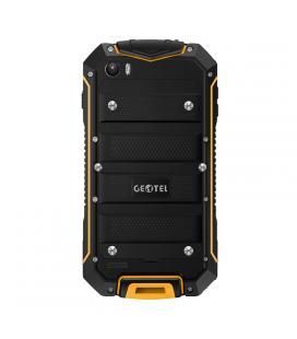 Geotel A1 Rugged Smartphone  - 4.5 Inch Display, IP67, Android 7.0, Quad-Core CPU, 8MP Camera, Dual-IMEI, 3400mAh (Orange)