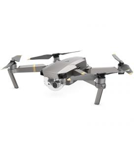 HK Warehouse DJI Mavic Pro Platinum Drone Combo - 65km/h, 4K Camera, 30 Minutes Flight Time, 15KM Range, GPS, Flight Modes
