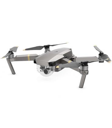 HK Warehouse DJI Mavic Pro Platinum Drone Combo - 65km/h, 4K Camera, 30 Minutes Flight Time, 15KM Range, GPS, Flight Modes - Ima