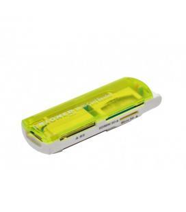LECTOR TARJETA EXT KL-TECH ALL-IN-1 USB KLT98 - Imagen 1