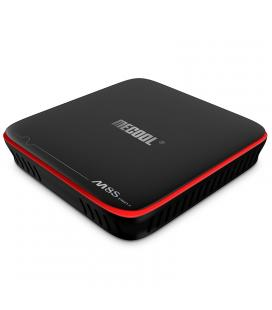 4K Android TV Box - Android 7.1, Quad-Core CPU, 2GB RAM, 4K Support, WiFi, DLNA, Miracast, Airplay, Google Play, Kodi