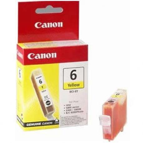 CARGA TINTA AMARILLO-YELLOW CANON S800/S820/S820D/S830D/i950/S900/S9000/i9100/i905D/I560 - Imagen 1