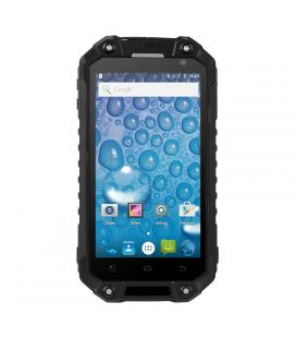 Rugged Android Phone Jeasung X8G - Quad-Core CPU, 2GB RAM, IP68, Dual-IMEI, NFC, OTG, HD Display, Dual-Band WiFi, 4G (Black)