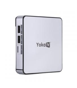Yoka TV KB2 Amlogic S912 TV Box - Android 6.0, 4K, Google Play, Kodi 17.0, Octa-Core CPU, Mali-T820MP3 GPU