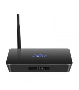 X92 Amlogic TV Box - Android 6.0, 3GB RAM, 4K, Dual Band Wi-Fi, Kodi, Miracast, DLNA, Airplay, 4X USB