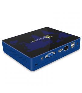 Beelink S1 Mini PC - Licensed Windows 10, Intel Apollo Lake CPU, 8GB DDR3 RAM, Intel HD Graphics 500, 4K Support, 3D Movie