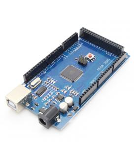 Arduino 3D Printer Controller Kit - Mega 2560 Board, 3D Printer Controller RAMPS 1.4 Board, 5 Steppers, SD Card Slot, 12V, 180W
