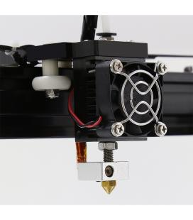 ANET A2 DIY 3D Printer Kit - High Precision, Metal Frame, Multiple Filaments, Windows + Mac and Linux Support