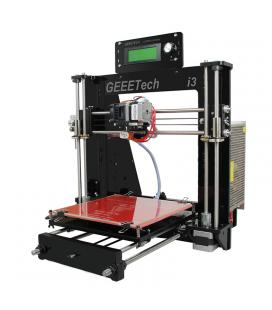 Geeetech Acrylic I3 Pro B DIY 3D Printer - Supports 5 Filaments, Large Printing Volume, High Precision