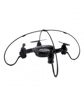 Mini Drone SMAO M7S - 0.3MP Camera, FPV, 100m Control Distance, 380mAh Battery, WiFi (Black)