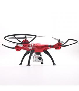 SYMA Real-Time X8HG Drone - 6-Axis, Removable 8MP Camera, 1080p, Barometer Feature, 50m Range