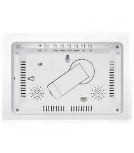 Baby Monitor + Wi-Fi Camera - 1/4 Inch CMOS Sensor, VOX, 7 Inch LCD Display, Night Vision