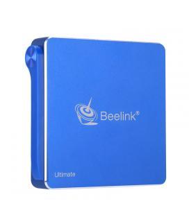 Beelink AP34 Mini PC - Licensed Windows 10, Intel Apollo Lake CPU, 8GB DDR3 RAM, 4K Support, 64GB ROM, Dual-Band WiFi